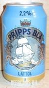 0,33L Pripps Bla