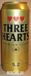 Three Hearts